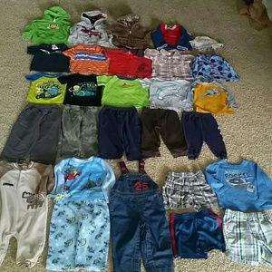 27 item 18 month baby bundle